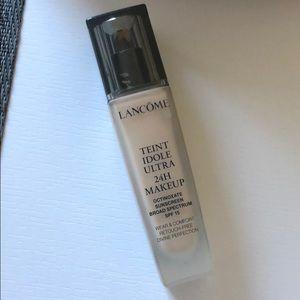 Lancôme teint idole ultra 24h makeup